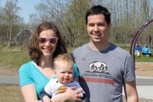 Leah Enright Family